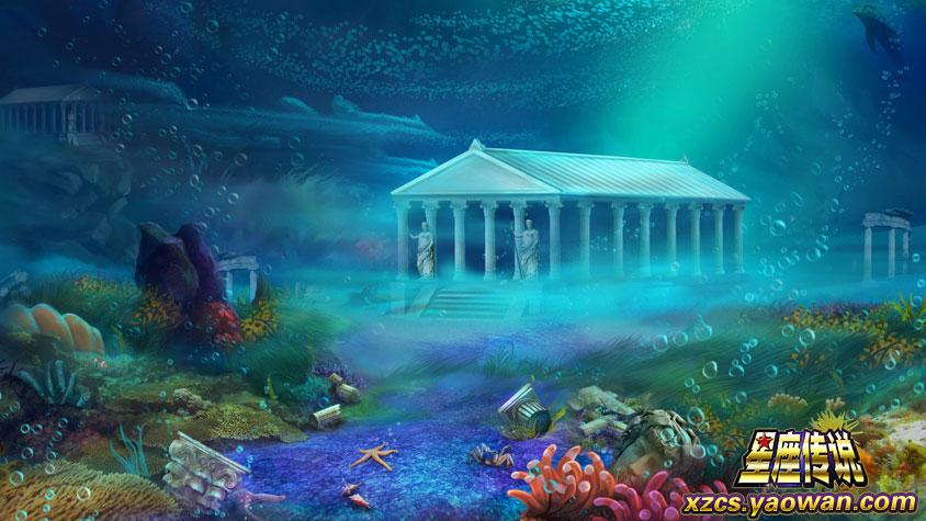 壁纸 海底 海底世界 海洋馆 水族馆 桌面 844_475